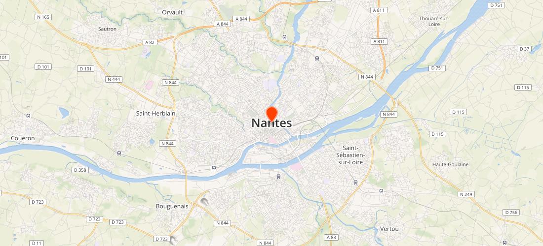 Nantes (44000) : Optimisation moteurs de recherche