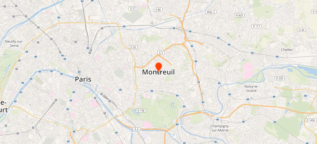 Montreuil (93100) : Optimisation moteurs de recherche