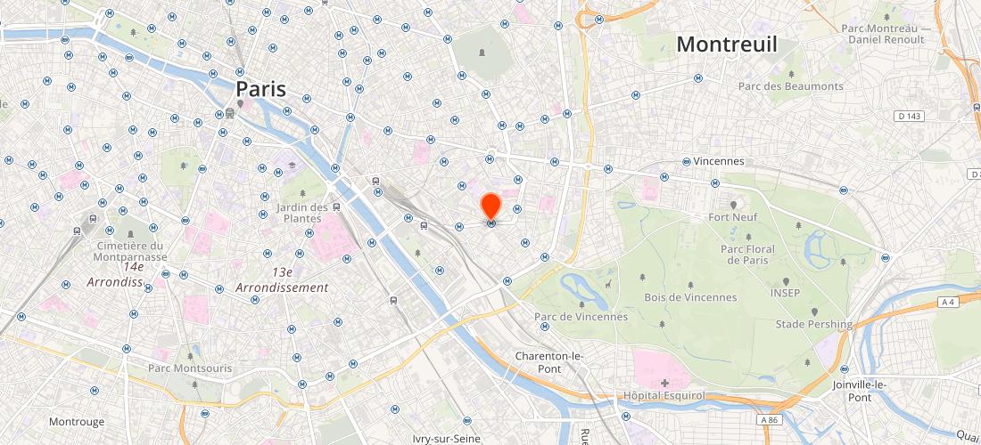 Paris 12E Arrondissement (75012) : Optimisation moteurs de recherche