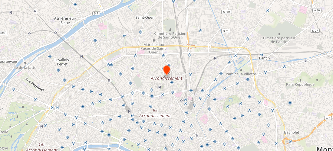Paris 18E Arrondissement (75018) : Optimisation moteurs de recherche