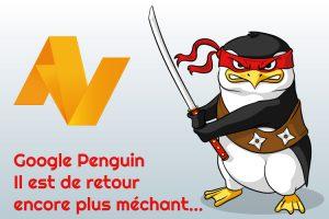 Google Penguin , le retour …